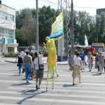 В Самаре прошла акция по безопасности дорожного движения