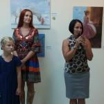В Самаре презентовали книгу Ирины Борисовой