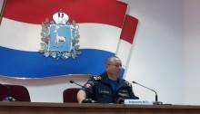 В Самаре прошла пресс-конференция ГИМС с участием Марка Борзенко
