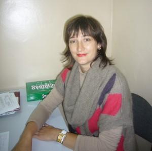 Наталья Ларькина