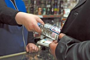 Самарские правоохранители регулярно выезжают на рейды в магазины