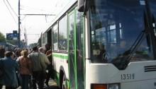 Траспортный коллапс на Управленческом