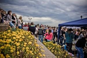 """В Самаре проходит фестиваль """"Старт"""" на набережной Волги"""