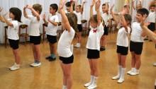 Олимпийские игры в детстком саду №61 Самары