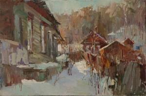 Картины Владимира Башкирова