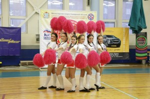 Кубок Самарской области по черлидингу 2013