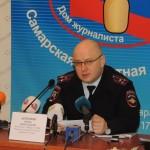 Игорь Антонов, начальник УГИБДД ГУ МВД по Самарской области