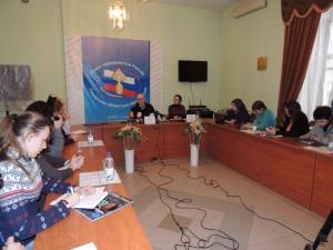 Пресс-конференция Игоря Антонова