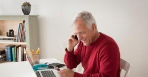 Надомная работа для пенсионера
