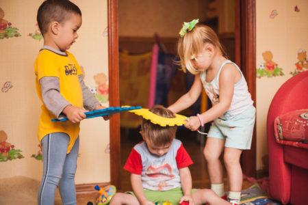 Детский сад в квартире