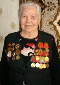 Анна Ивановна Вишневская