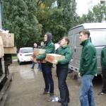 Гуманитарная помощь из Самары