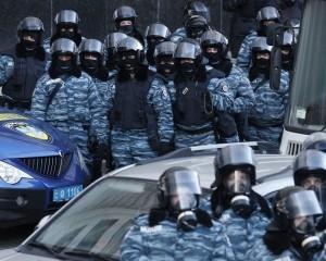 Беркут и Майдан