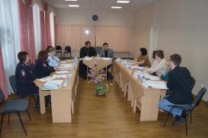 Круглый стол в Центре социальной помощи семье и детям