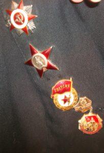 Награды Зинаиды Шкуратовой