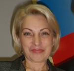 Председатель общественного совета при МО МВД России «Сызранское» Татьяна Гороховицкая
