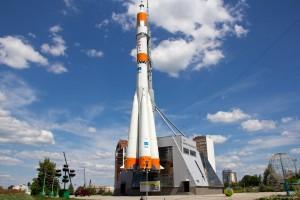 Космический музей в Самаре