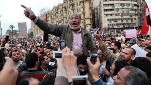Причины революций в арабских странах