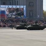 Парад Победы в Самаре 9 мая