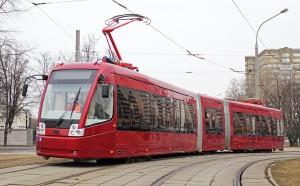 Скоростной трамвай в Самаре