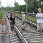 Правила поведения на железной дороге
