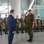 Федеральный инспектор по Самарской области Сергей Чабан