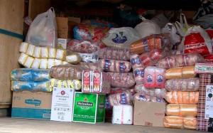 Самарцы собирают гуманитарную помощь для украинцев