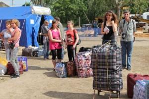 Размещение беженцев из Украины в Самаре