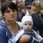 Украинские беженцы в Самаре