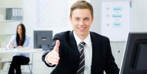Помощь предпринимателям на бирже труда
