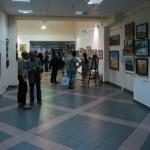 Благотворительная выставка в Самаре