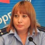 начальник отдела по надзору за исполнением законов о несовершеннолетних и молодёжи прокуратуры Самарской области Мария Кин
