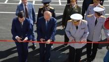 Открытие кадетского корпуса