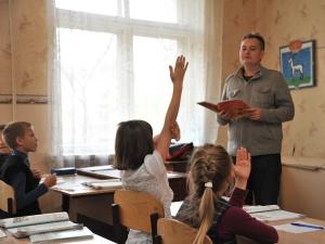 Учитель Денис Андреев из Украины