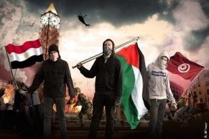 Революции в арабских странах