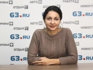 """Амаль Баева, директор приюта """"Надежда"""""""