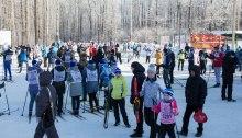 Лыжня России 2015 в Самаре
