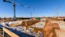 Строительство стадиона в Самаре к 2018 году