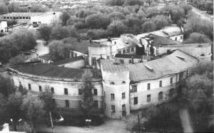 Реставрация здания Фабрики-кухни в Самаре