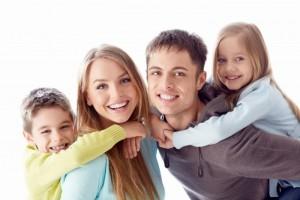 Семья, рождение и воспитание ребенка
