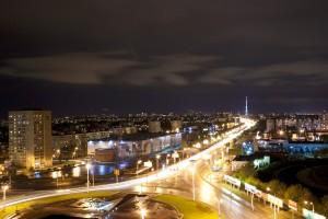 Началась реконструкция Московского шоссе в Самаре