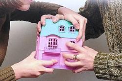 Как делится наследство при разводе супругов