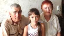 Галина Ивановна и Краснослав Шеманины