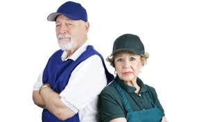 работа для активных пенсионеров