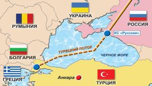 Турецкий поток и атомная электростанция Аккую