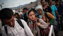 Турцию призвали остановить поток мигрантов до 1 июня 2016 года