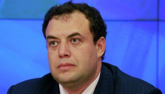 Александр Брод, сопредседатель ассоциации «Гражданский контроль»