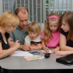 Какие документы нужны для признания семьи малоимущей: расчет дохода, заявление, справка