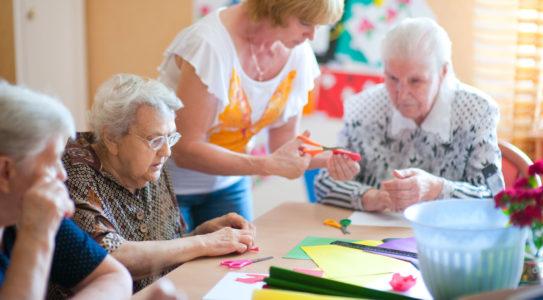 Какие и где можно найти центры досуга для пенсионеров