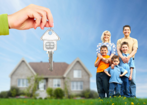 как стать на очередь на получение жилья многодетным семьям